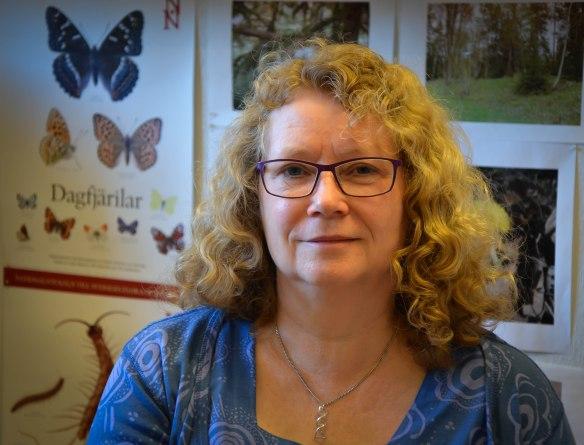 Britt-Marie Lidesten
