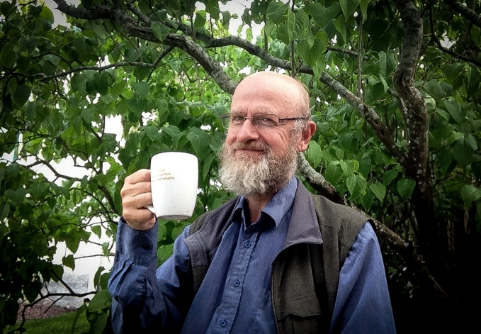 Kaffe på Ängö
